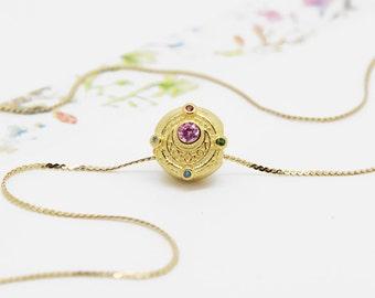 Sailor Moon Crystal Star necklace or pandora bead