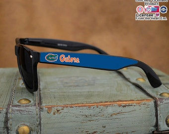 Florida Gators Black Wayfarer Sunglasses
