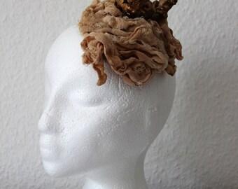 Steampunk Crown Headpiece Headdress WGT Lolita Gothic