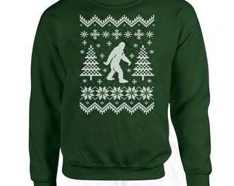 Ugly Christmas Sweaters Christmas Hoodie Sweater Merry