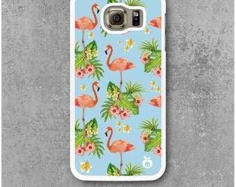 Samsung Galaxy S6 Hard Case Flamingo
