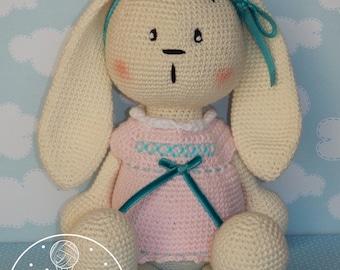 Bunny Girl - PDF pattern