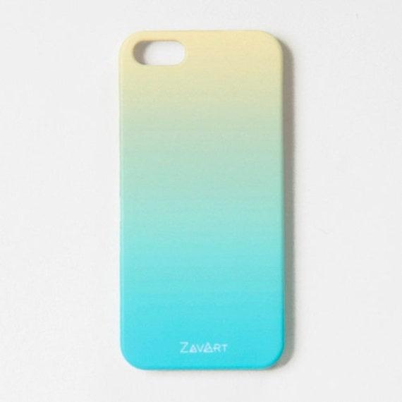 GRADIENT  PHONE CASE • Samsung Galaxy 5 · Samsung S5 · blue, green, yellow