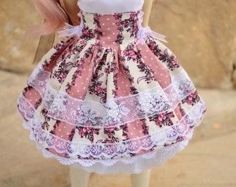Skirt and parner classic lolita