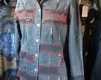 Marilyn Manson Broken Jacket