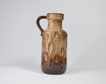 W Germany 488-26, German ceramic vase