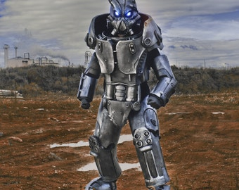 Fallout Style Enclave Power Armor Costume
