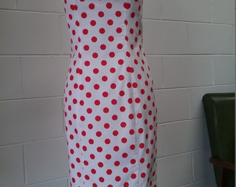 Sale Item- one off designer hand made dress.