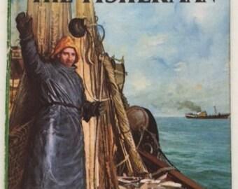 Vintage Ladybird Book - The Fisherman