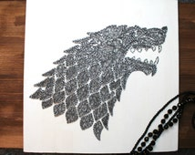 Game Of Thrones House Stark Sigil