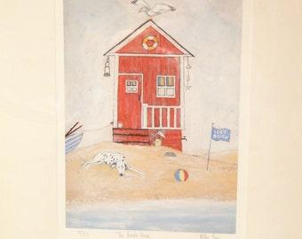 The Beach House - Featuring Ice the Dalmatian Dog