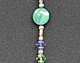 Faceted Crystal Sun Catcher