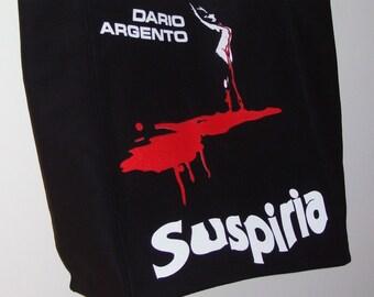 Suspiria Tote Bag backpatch Dario Argento Witchcraft