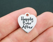 Marriage Stainless Steel - Happily Ever After - Exclusive Line - Quantity Options  - BFS638