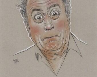 Terry Jones Illustration