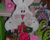 Bench Bunny