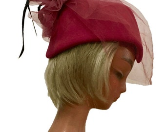 c. 1955 Vintage Geo. W. Bollman & Co Inc. Hat