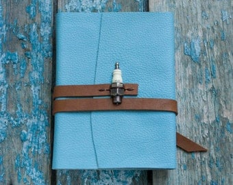 Leather Journal, Handmade  Leather Journal, Travel Journal, leather notebook, Travel Book, Diary
