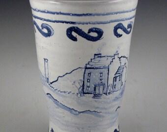 Claire's Vase, Outlander Inspired Ceramic, Outlander Vase