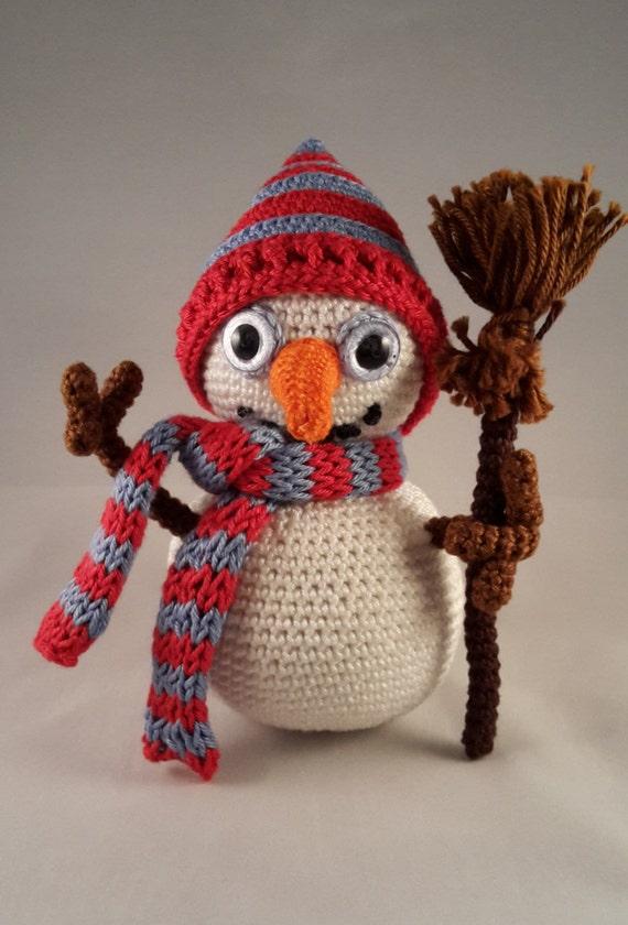 Harry de Sneeuwpop (haakpatroon NL)