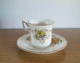 Vintage Coalport, Coalport Teacup, Demitasse, Danbury Mint, Vintage Teacup, Danbury Mint Cup, East Teacup, Gifts For Mom