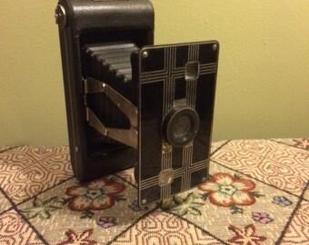 Vintage Kodak Six-16 Camera 1930's Art Deco Style