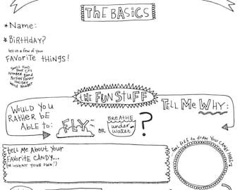 pen pals coloring pages - photo#2