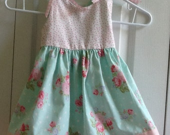 Little Girls Sundress Size (M)