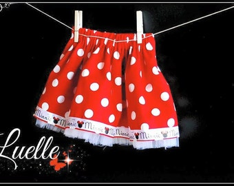 Adorable Mini Mouse Skirt size 2