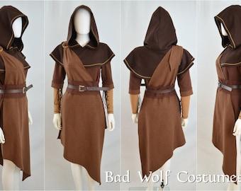 Skyrim Cosplay - Mage Costume - Elder Scrolls, Skyrim, fantasy, mage robe, LARP, medieval clothing - Unisex!