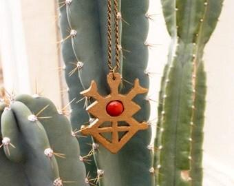 Black onyx necklace statement necklace crystal necklace stone necklace boho jewelry witch jewelry witchcraft wiccan jewelry pagan jewelry