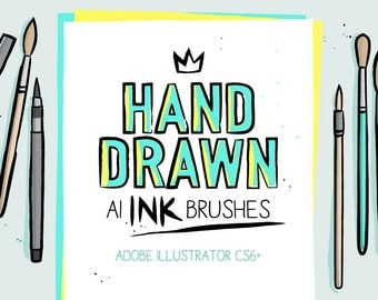 AI ink brushes