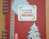 Merry Little Christmas Journal