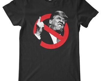 Anti-Trump American Apparel T-Shirt