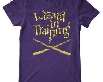 Wizard In Training Premium T-Shirt