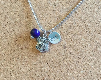 Officer necklace