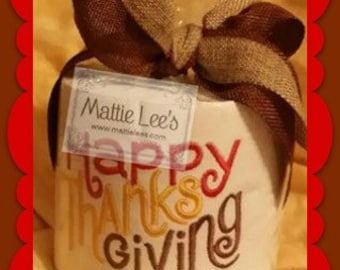 Happy Thanksgiving Toilet Paper