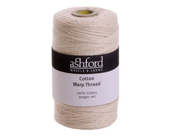 Tapestry Loom Warping Thread - 100% cotton