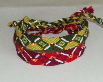Friendship bracelets, bracelets
