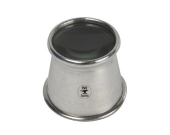 No. 2 Aluminum Eye Loupe Magnifier Inspection Jewelry Making Tool - INSP-0011