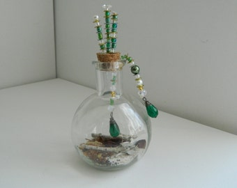 Money Spell Bottle
