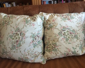 laura ashley print pillow one pillow available