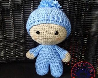Big head baby doll | Etsy