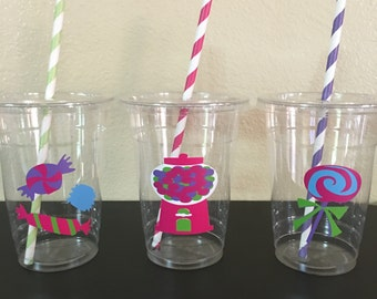 Candy Party Cups