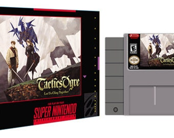 Tactics Ogre :Let Us Cling Together Complete Box Set