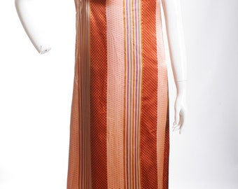 50% Off Long and Lean Vintage Maxi Dress