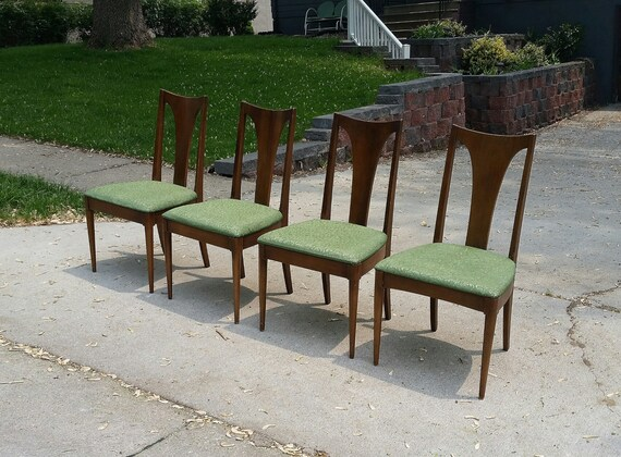 Set Vintage 1960 S Broyhill Sculptra Dining By