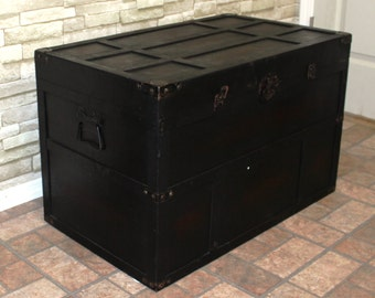 Antique Cedar Style Trunk