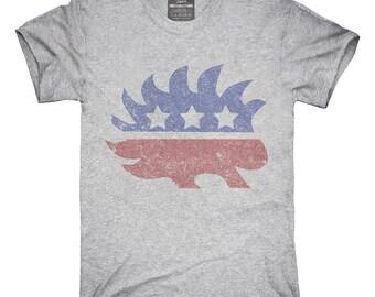 Libertarian Porcupine T-Shirt, Hoodie, Tank Top, Gifts