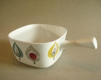 ALP Calypso Sweden Scandinavian pottery casserole Pan pot